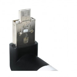 Ventilator portabil pentru telefon, USB
