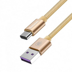 Cablu incarcare Super Charge Baseus, Type-C 5A, 100 cm