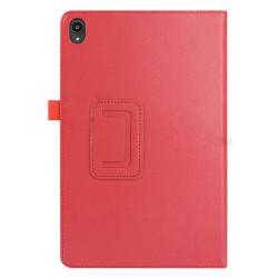 Husa de culoare rosie pentru tableta Lenovo Tab P11 TB-J606