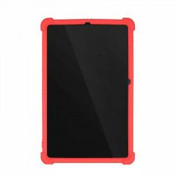 Husa pentru tableta Samsung Galaxy Tab S6 Lite 10.4 inch TPU cu stand - Rosu