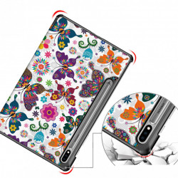 "Husa colorata pentru tableta Samsung Galaxy Tab S7 11"" 2020"