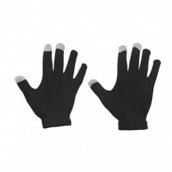 Manusi de iarna pentru touch screen, pentru femei, negre