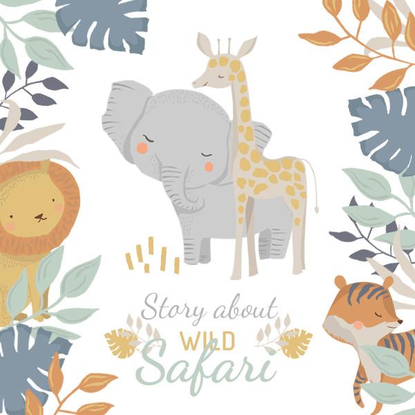 Colecția Wild Safari