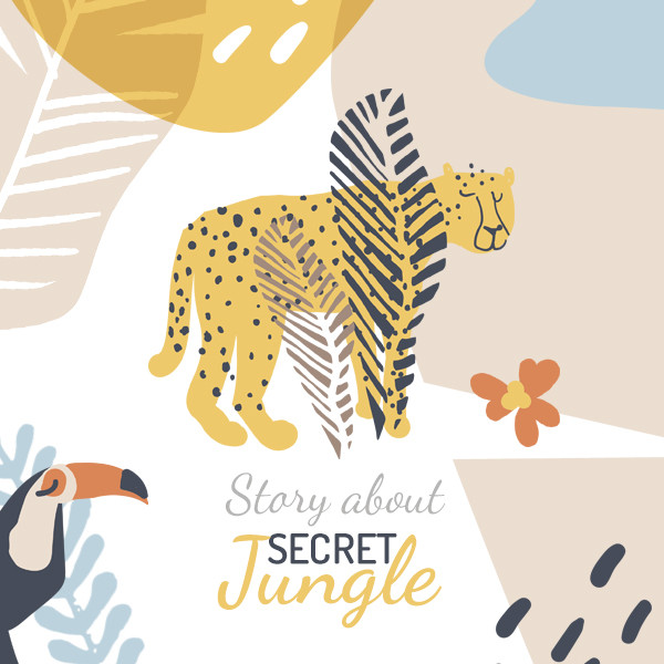Colectia Secret Jungle