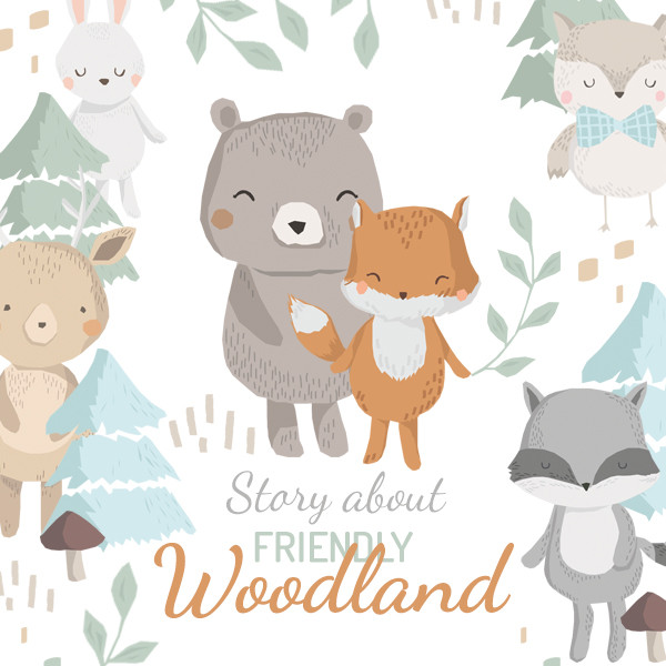 Colecția Woodland