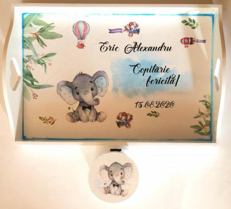 Set mot Elefantel
