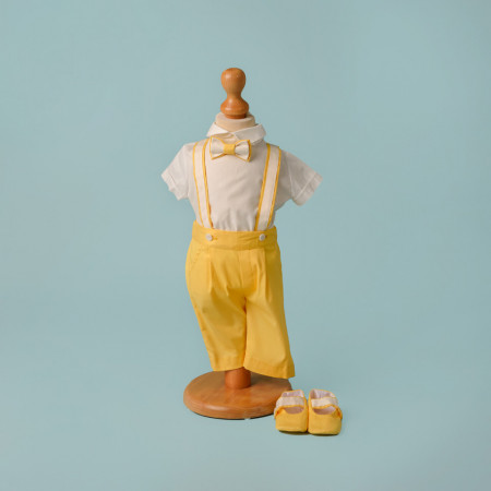 Costum Botez Baieti Tudor Mustar