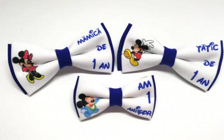 Set 3 papioane Baby Mickey