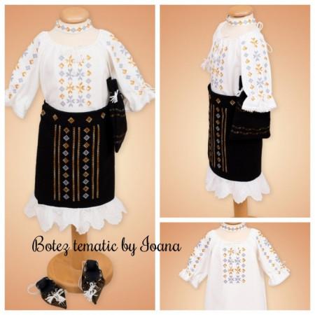 Costum Traditional Moldovenesc 2