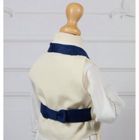 Costum Botez Sebastian cu Vestă