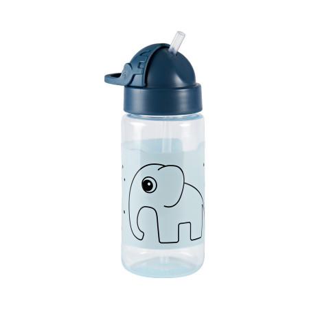 Sticlă pentru apă 330 ml- albastră Done by Deer