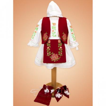 Costum traditional din zona Banatului