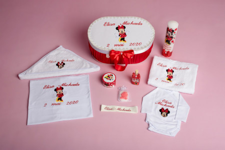 TRUSOU BOTEZ MINNIE MOUSE