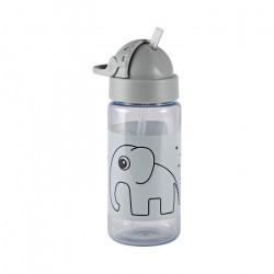 Sticlă pentru apă 330 ml- gri Done by Deer