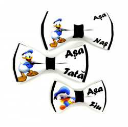 Set 3 papioane Donald Duck