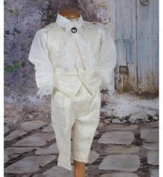 Costum Botez Ivoiry Vestă