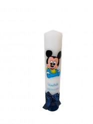 Lumânare cu Baby Mickey