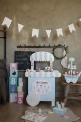 Magazin de înghețată pentru copii din lemn- JaBaDaBaDo