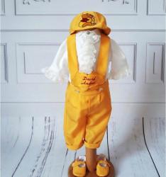 Costum botez baieti Winnie the pooh