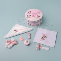 Trusou Botez Fetite- Tematica Baby Minnie