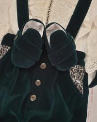 Costum Botez Baieti cu aripi de îngeras Philip