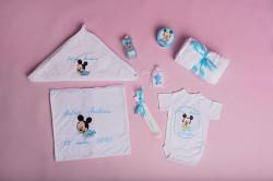 Trusou botez Baby Mickey
