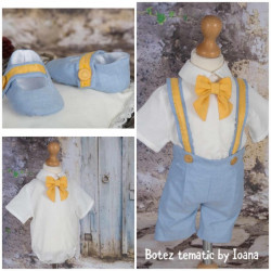 Costum Botez Albert