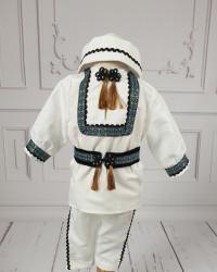 Costum botez traditional Badisor