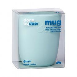 Pahar din silicon albastru- Done by Deer