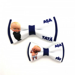 Set papion tata-fiu Boss Baby