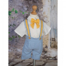 Costum Botez Albert