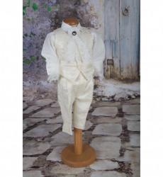 Costum Botez Prinț Ivoiry