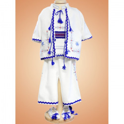 Costum Botez Traditional 1