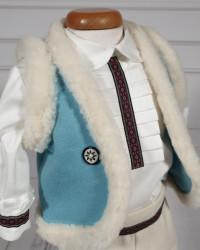 Costum botez traditional Leonard