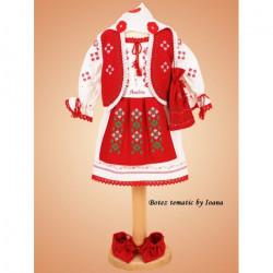 Costum Traditional Oltenesc