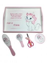 Set pentru tăierea moțului pictat Pisicuta Marie