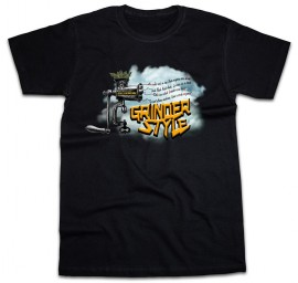 """TRICOU """"Grinder Style"""""""