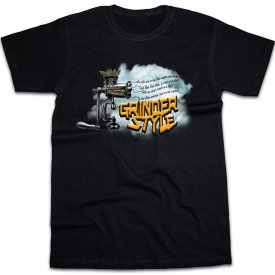 "TRICOU ""Grinder Style"""