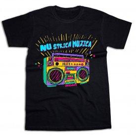 "TRICOU ""Nu strica muzica"" Color"