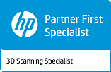HP 3D Scanning Specialist