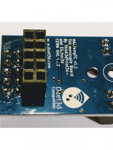 Duet3D Adaptor termocuplă tip K