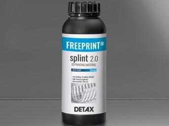 Rășină DETAX FREEPRINT splint 2.0