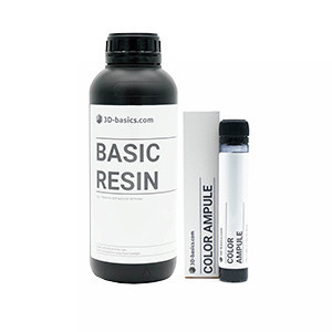 3D-Basics Basic Resin & Pigment Bundle