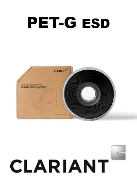Filament Clariant PET-G ESD