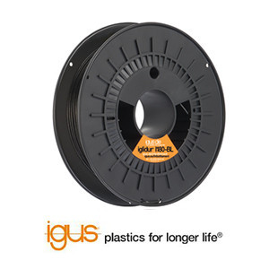 Filament igus IGLIDUR I180-BL