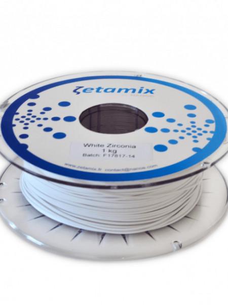 Filament Nanoe Zetamix White Zirconia