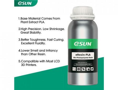 Rășină eSUN Bio-Based eResin PLA