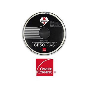 Filament OWENS CORNING XSTRAND GF30-PA6