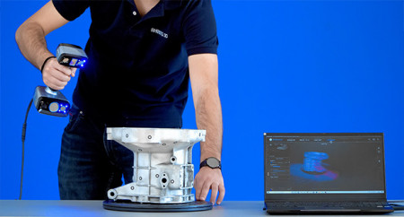 Shining 3D EinScan HX & Verisurf Bundles