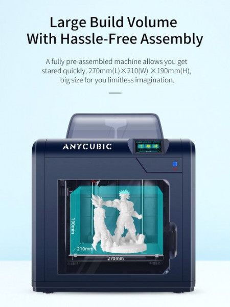 Anycubic 4Max Pro 2.0